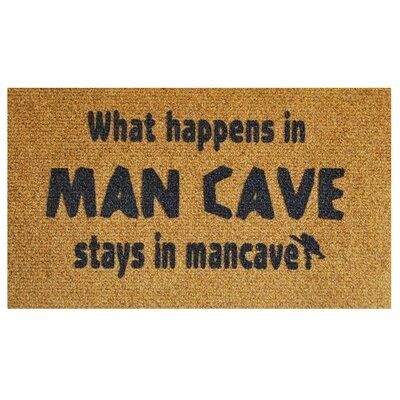 Scaife Man Cave Doormat