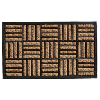 Pearlene Border Doormat