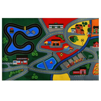 Childs Play Intercative Kids Area Rug