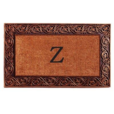 Prestige Monogram Doormat