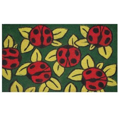 Ladybugs Doormat
