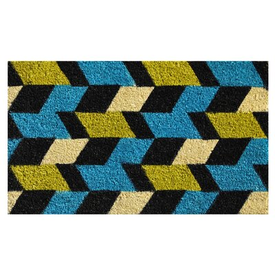 Doormat Mat Size: Rectangle 2 x 3