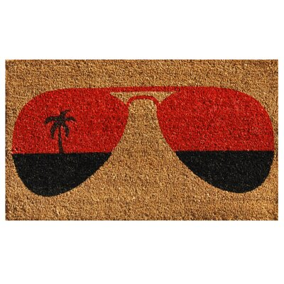 Tropical View Doormat
