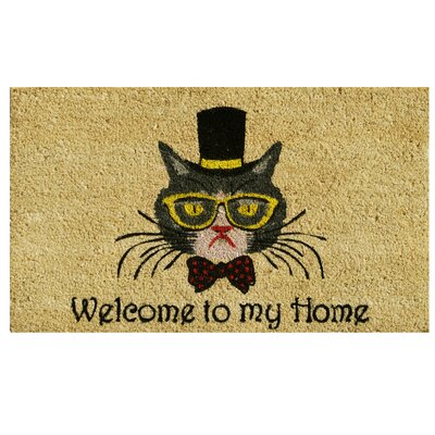 Welcome to My Home Doormat
