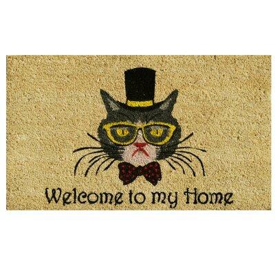 Welcome to My Home Doormat