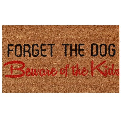 Forget the Dog Doormat