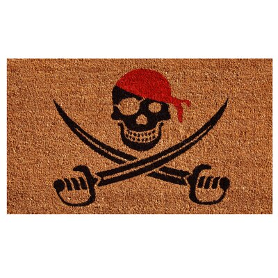 Pirate Doormat