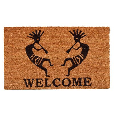 Trinidad Welcome Doormat