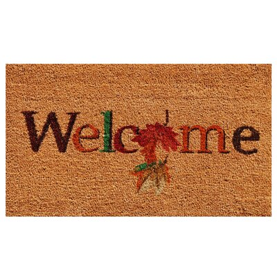 Gillett Fall Beauty Doormat
