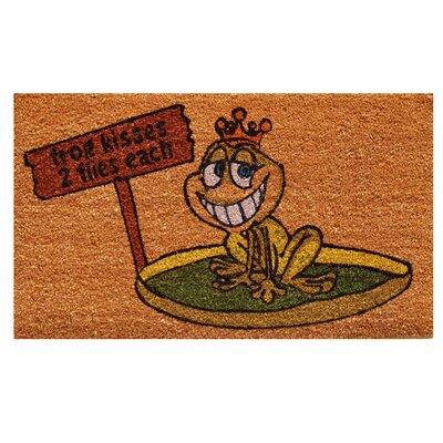 Frog Kisses Doormat