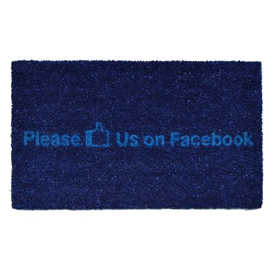 Please Like Us Doormat