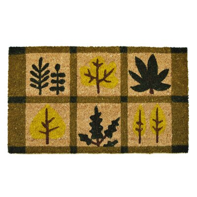 Natural Fall Doormat