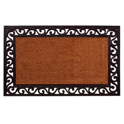 Rembrandt Doormat Rug Size: Rectangle 16 x 26
