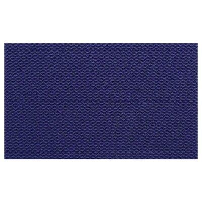 Hobnail Green Doormat Rug Size: 2 x 3, Color: Navy