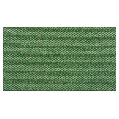 Hobnail Green Doormat Mat Size: Rectangle 18 x 26, Color: Green