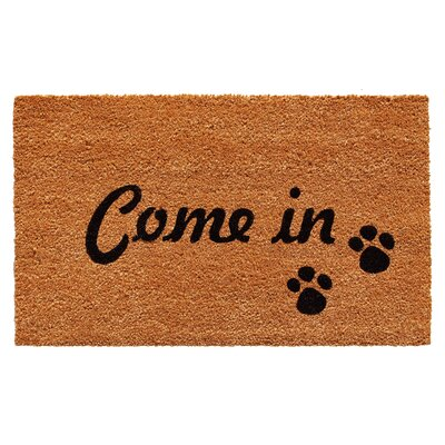 Come in Doormat