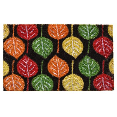 Broad Leaf Beauty Doormat
