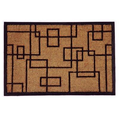 Social Square Doormat