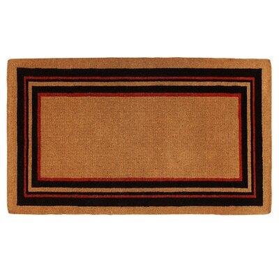 Esquire Doormat Mat Size: 2 x 3