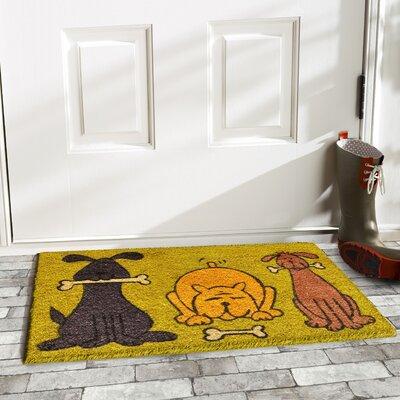 Austell Doggie Fun Doormat