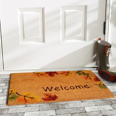 Autumn Breeze Doormat