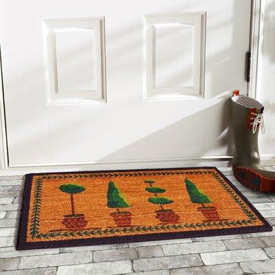 Topiary Doormat