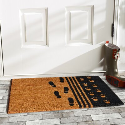 Hollis Mans Best Friend Doormat
