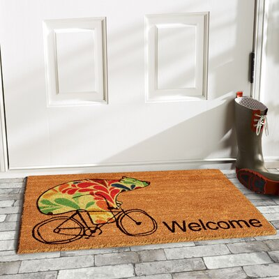 Bear Fun Doormat
