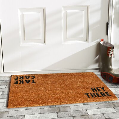 Hey There Doormat