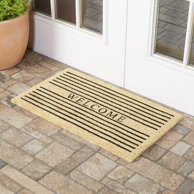Winchester Welcome Doormat