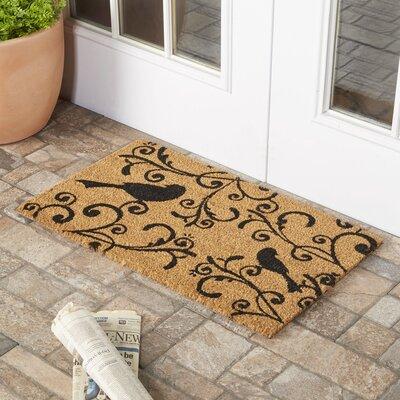 Raven Doormat