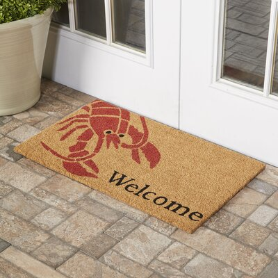 Withers Lobster Doormat