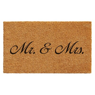 Hortense Mr. & Mrs. Doormat