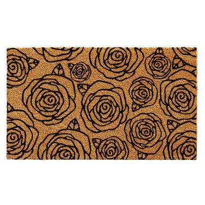 Hillview Rose Doormat
