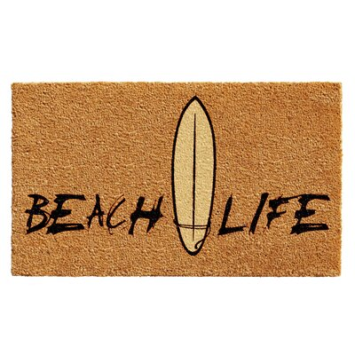 Bridget Beach Life Doormat