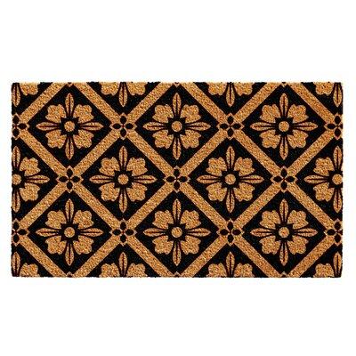 Woodburn Sophia Doormat Rug Size: 2 x 3