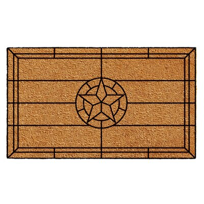 Davenport Big Star Doormat