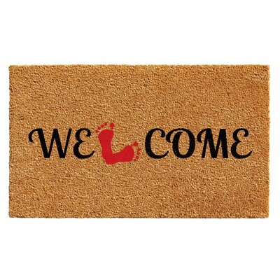 Matheson Welcome Feet Doormat