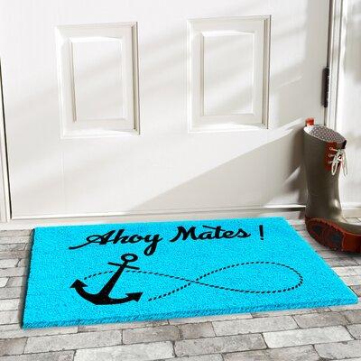 Ainsley Ahoy Mates Doormat