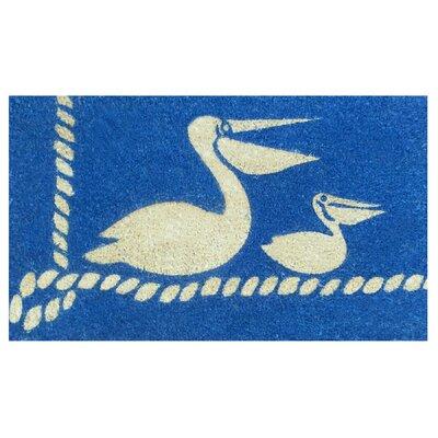 Pelicans Doormat