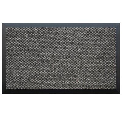 Home & More Solid Doormat - Color: Dark Grey, Rug Size: 60