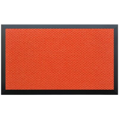 "Home & More Teton Door/Entry Mat - Rug Size: 36"" W x 96 "" L, Color: Orange at Sears.com"