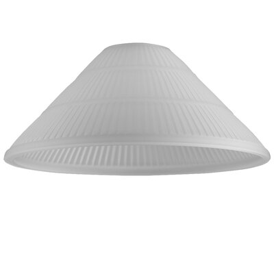 245 cm Lampenschirm für Pendelleuchte aus Glas | Lampen > Lampenschirme und Füsse > Lampenschirme | MiniSun