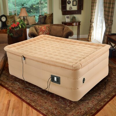 Buy Low Price Easy Riser High Rise Pillowtop Air Bed In