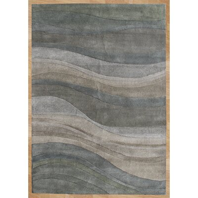 Kliebert Classic Gary Area Rug Rug Size: Rectangle 4 x 6