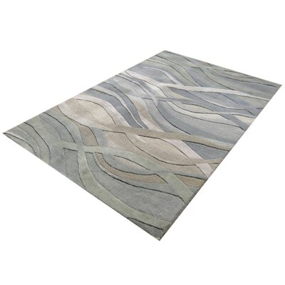 Kliebert Classic Gary Area Rug Rug Size: Rectangle 6 x 9