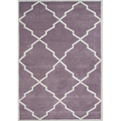 Alliyah Lilac Area Rug