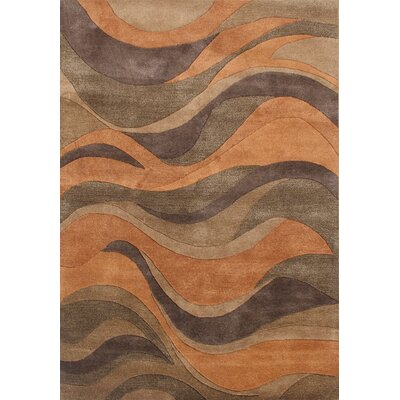 Alliyah Caramel Area Rug