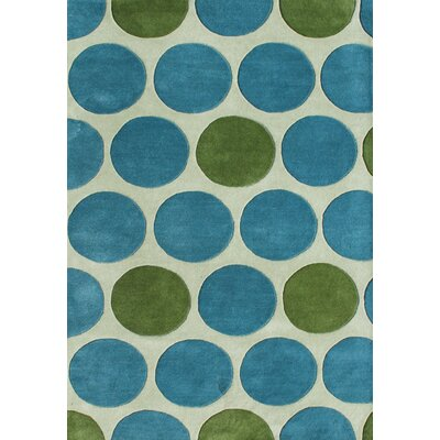 Alliyah Light Green Area Rug