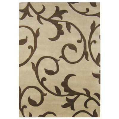Alliyah Beige Area Rug